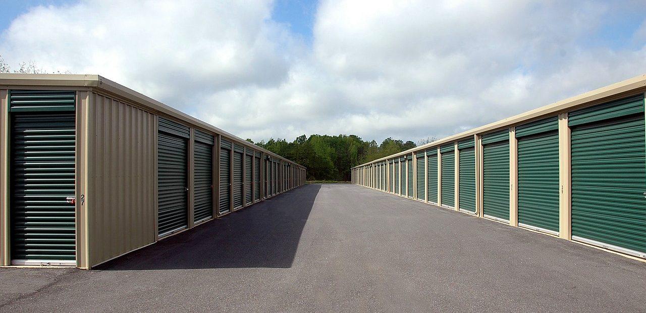 storage services USA - storage units
