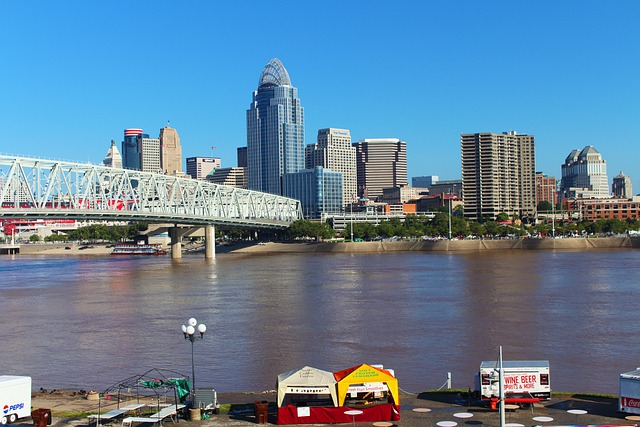 One of the best cities in Ohio to raise a family near a river.